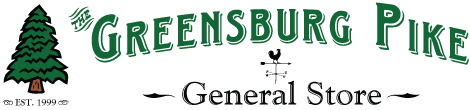 Greensburg Pike General Store logo 470