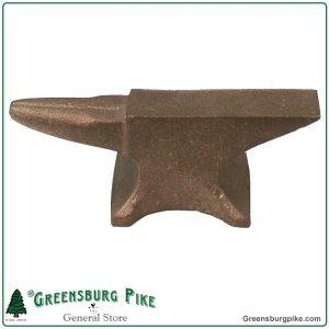 Mini cast bronze jewelers / ferries anvil - made in USA